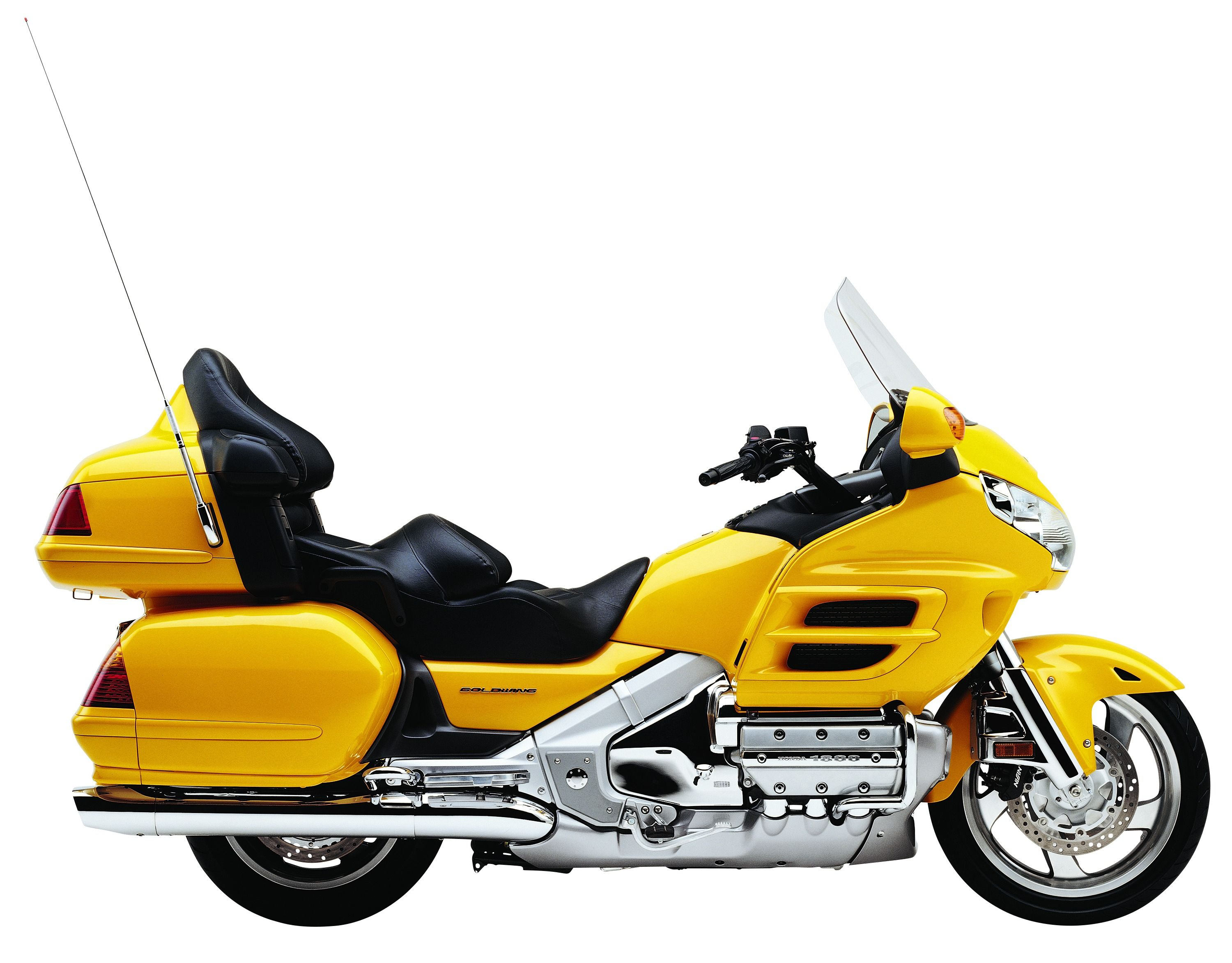 The 2018 Honda Gold Wing Is History Revved Up