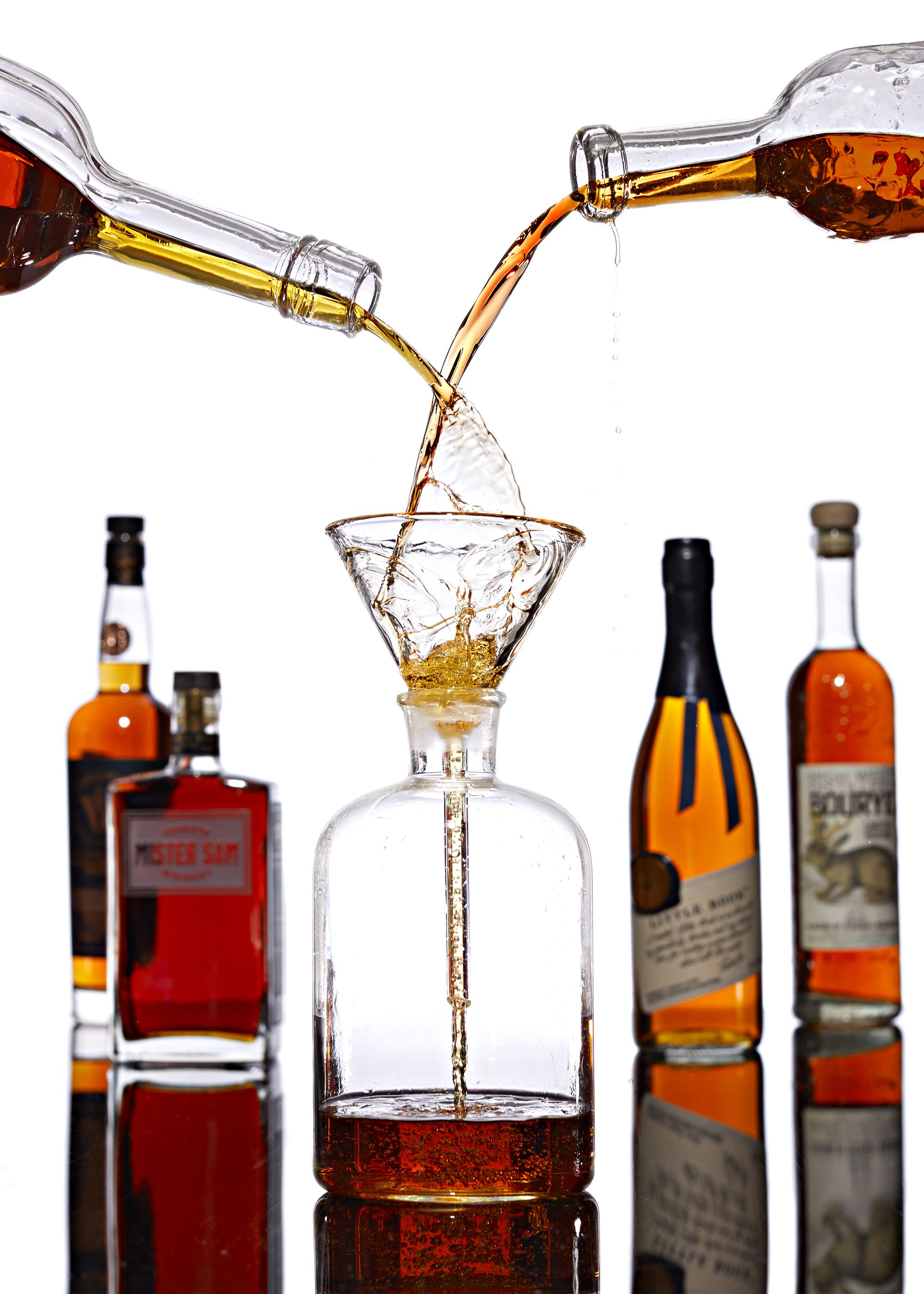 Blended Whiskey Isn't New—But It's Better Than Ever