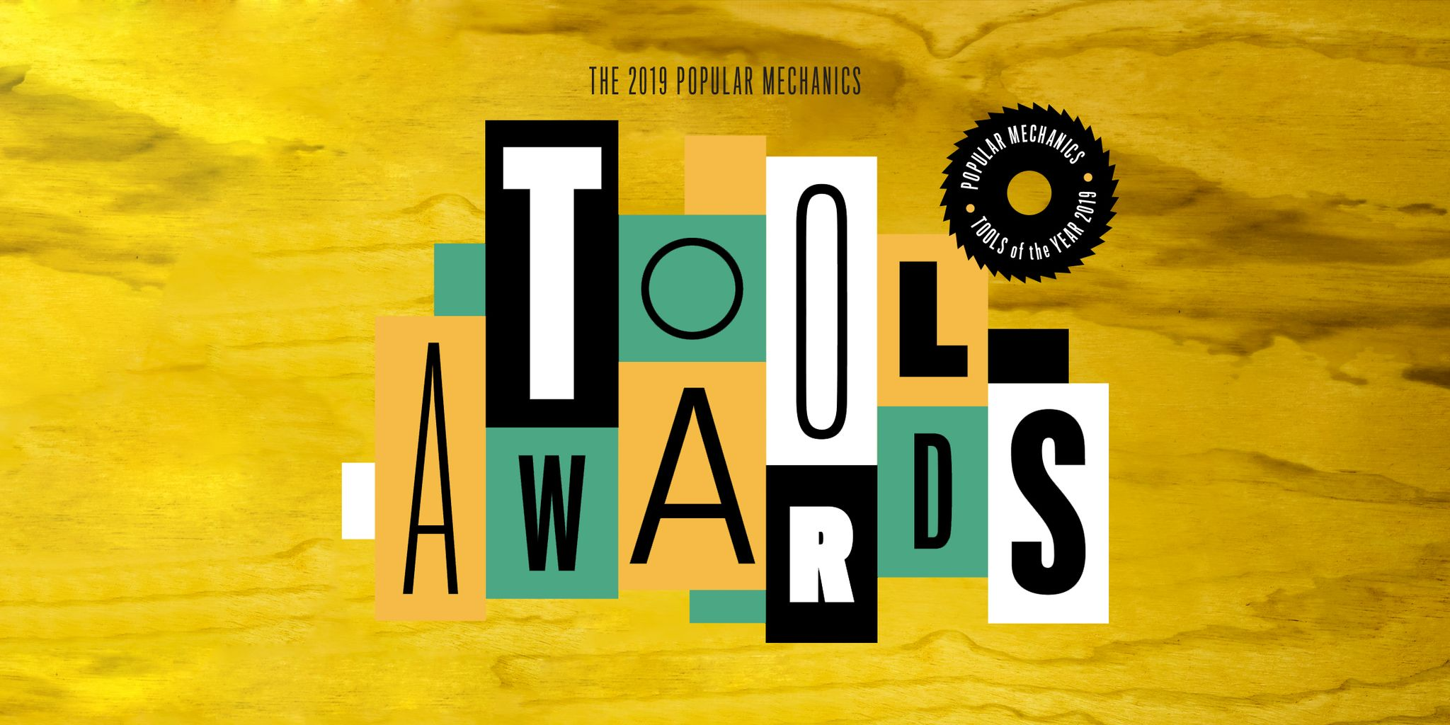 The 2019 Popular Mechanics Tool Awards