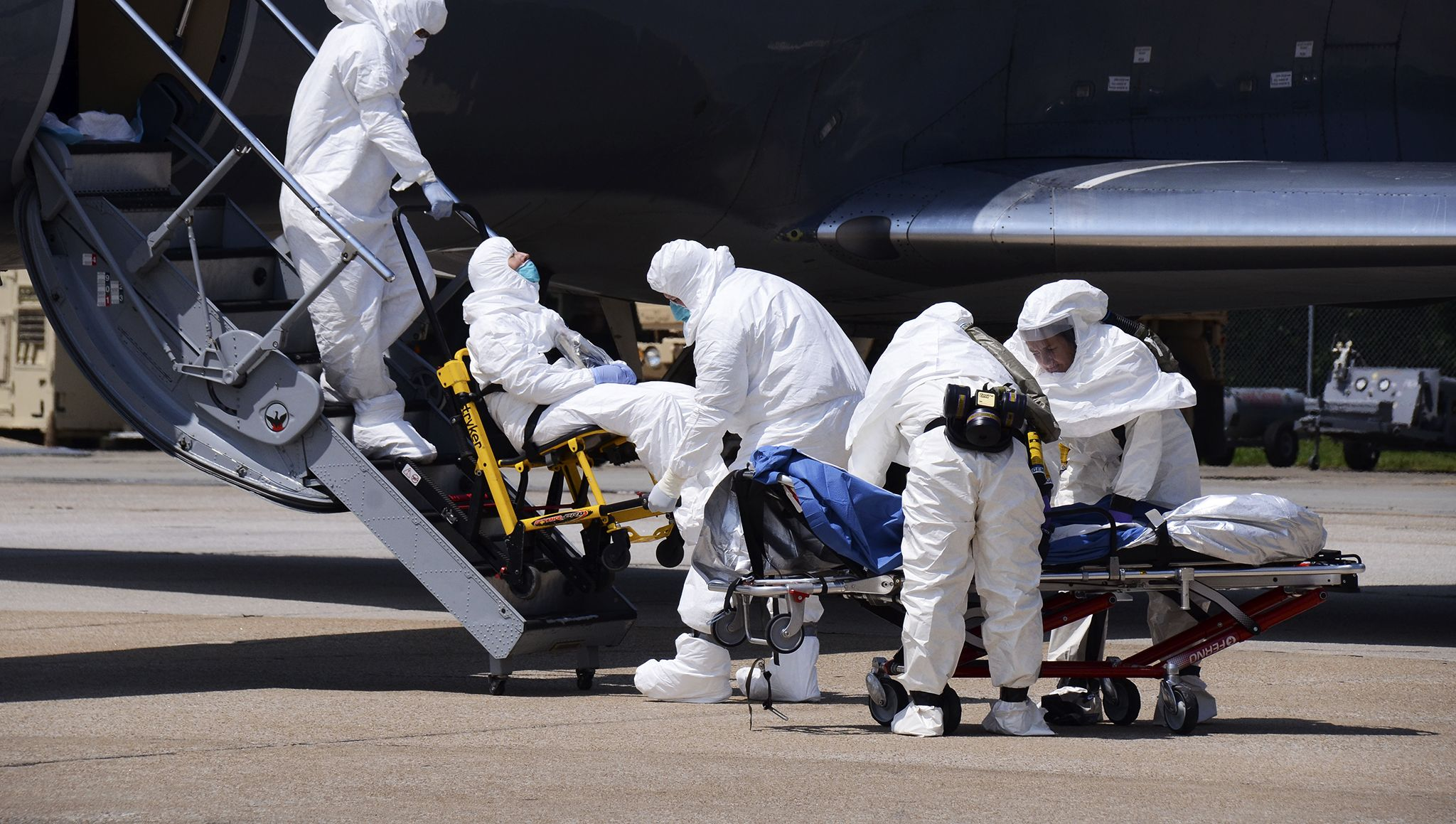 The Airplanes That Rescue Ebola Patients