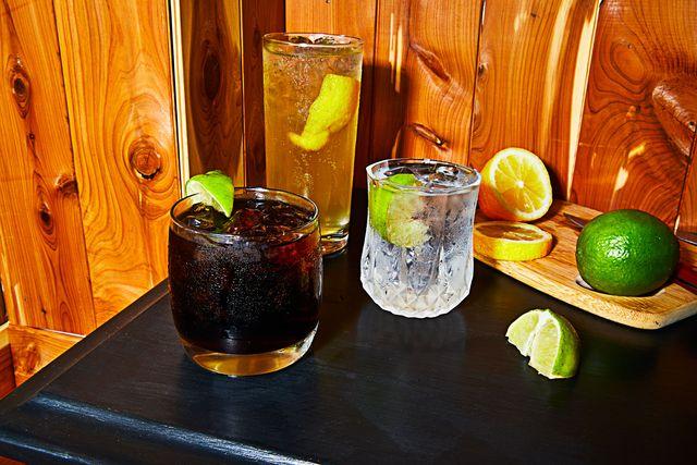 seltzer cocktails