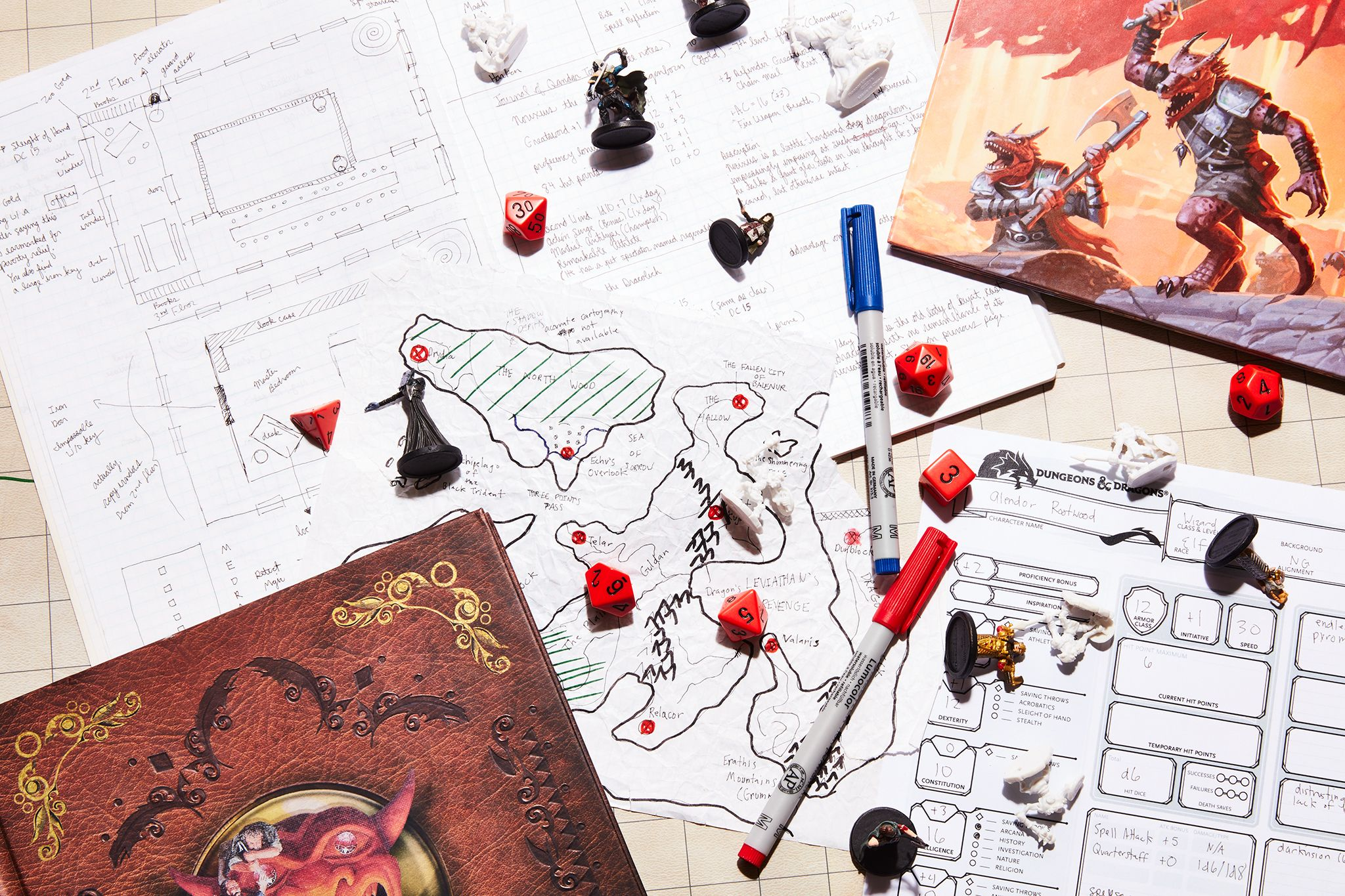Why D&D Modernized Its Magic for a New Generation of Fantasy