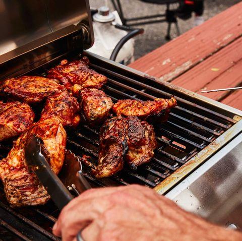 is grilling merat healthy