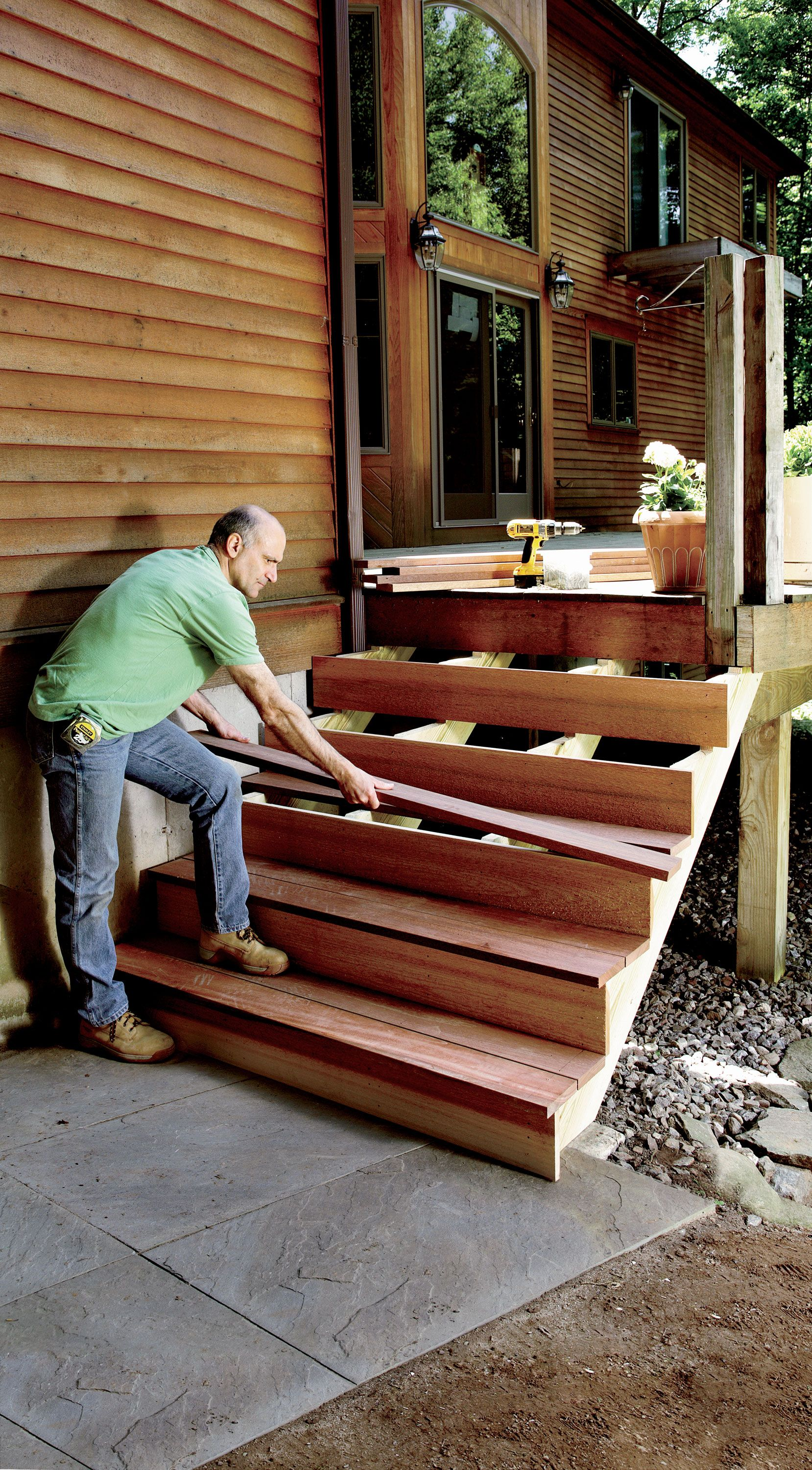 How To Build Stairs Design Plans