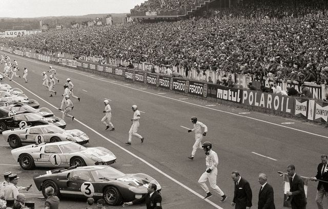 The True Story Of Ford V Ferrari Popular Mechanics
