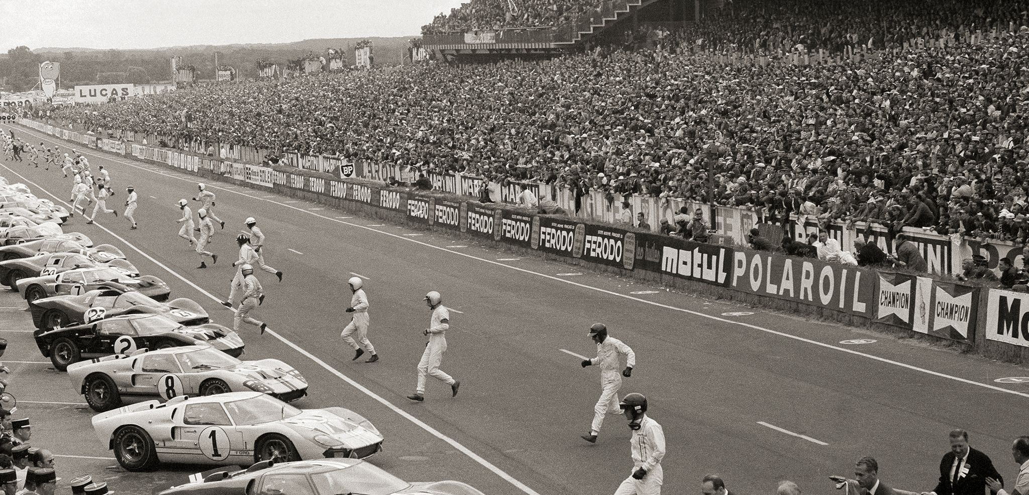 The Feud that Created America's Greatest Race Car