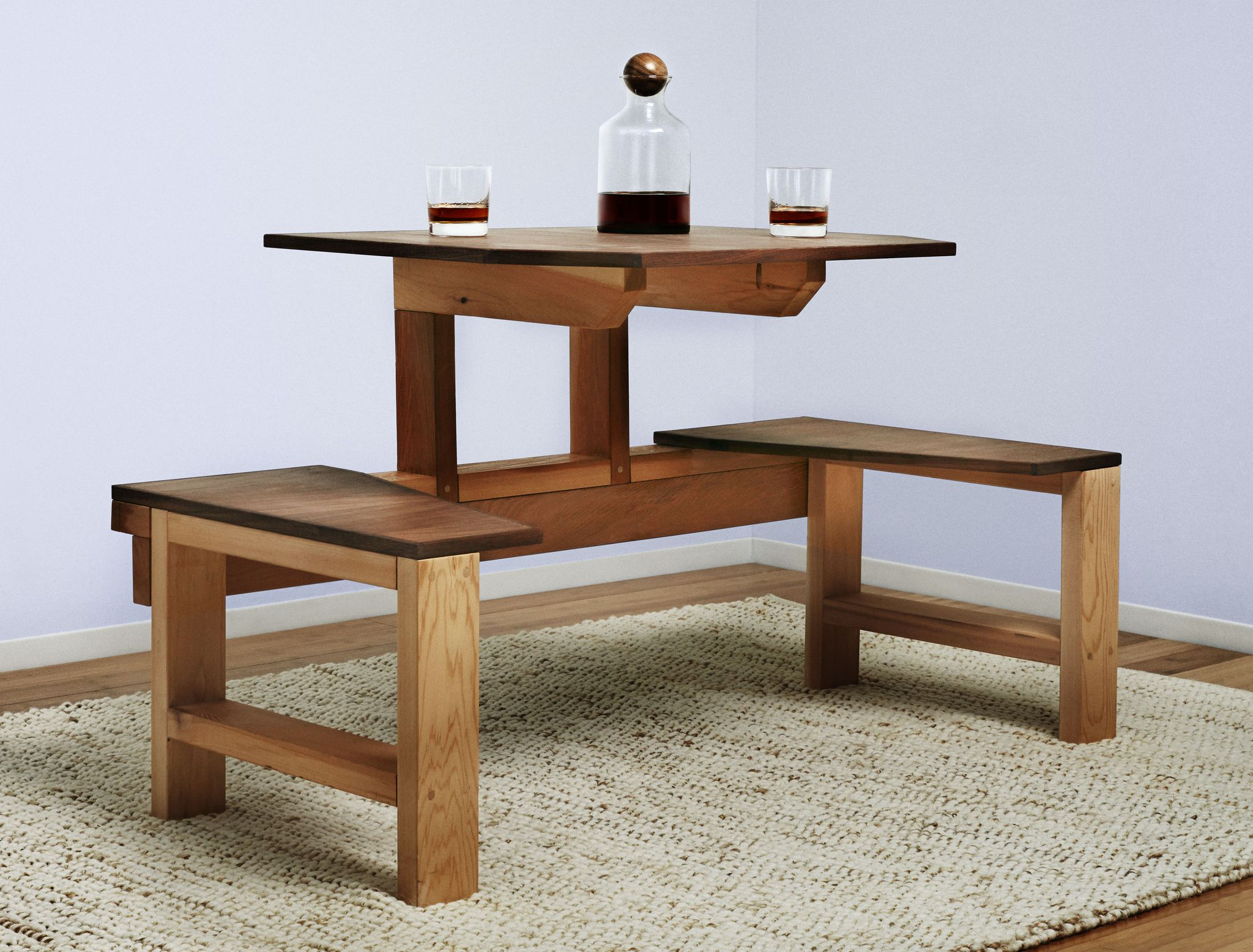 This Table for Two Resurrects a Pop Mech Classic