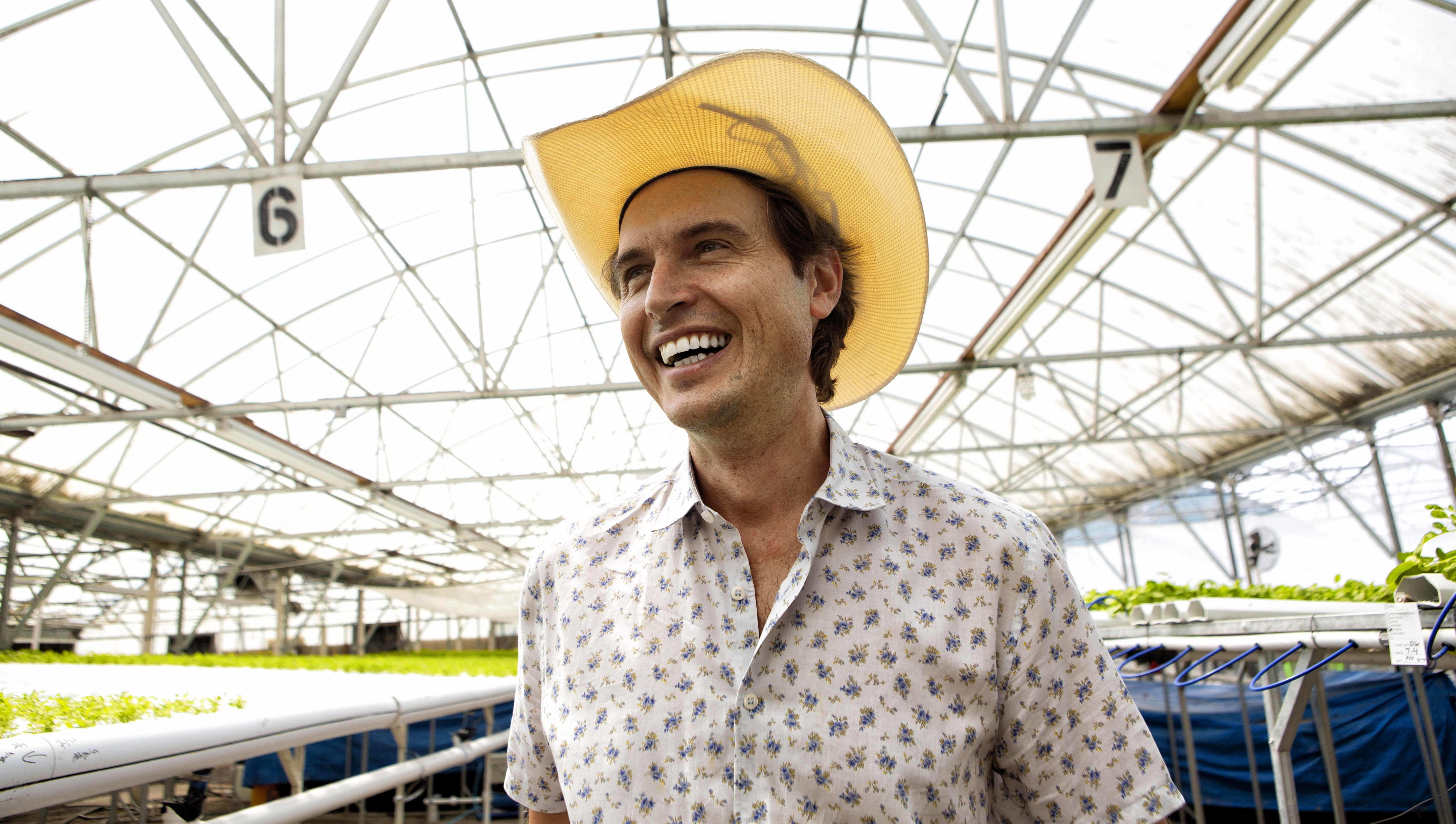 Kimbal Musk Is Reinventing Food One Shipping Container at a Time