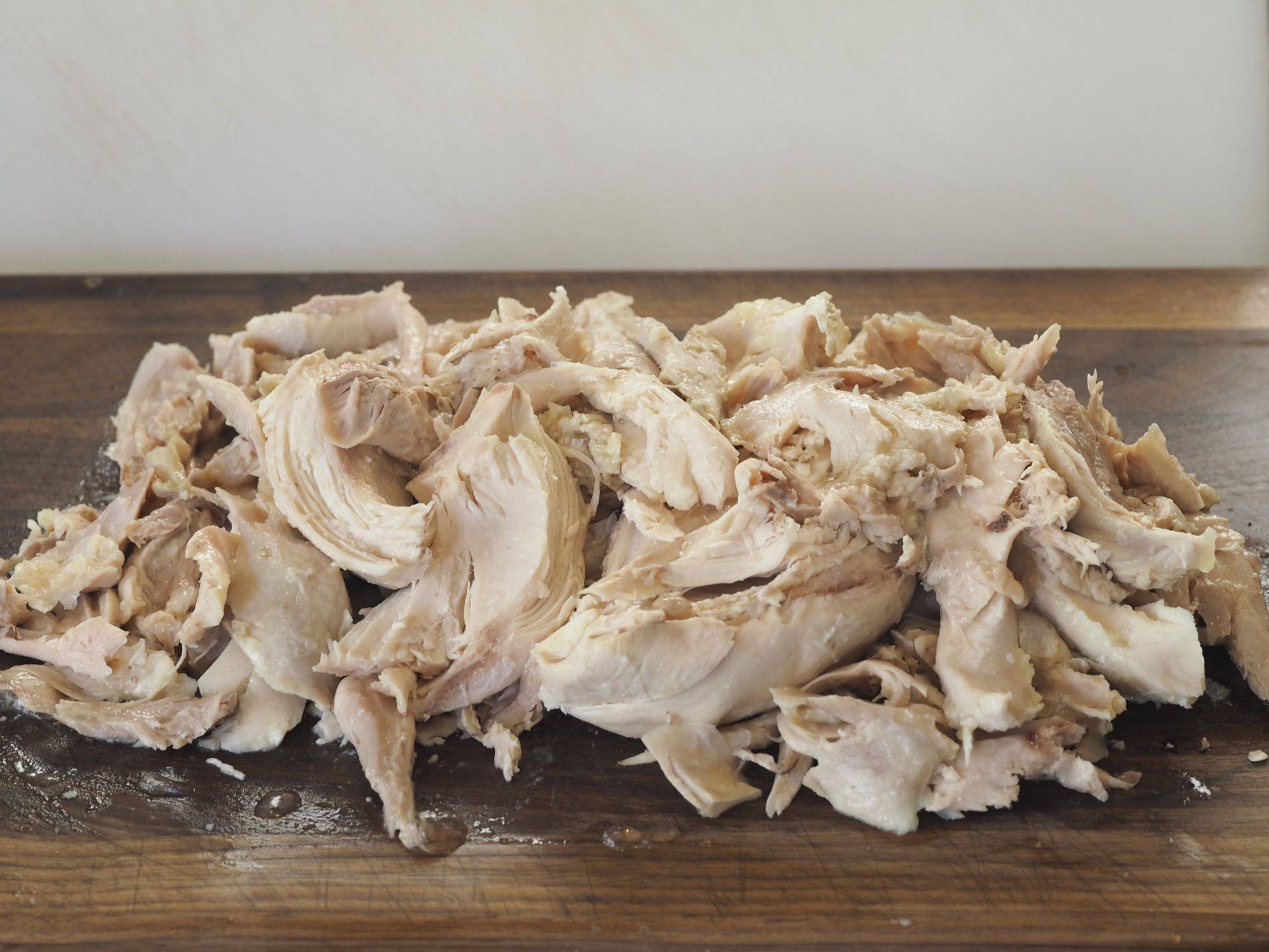 How long do i boil skinless chicken thighs