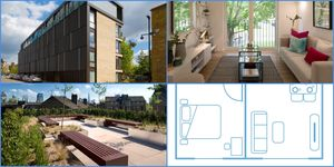 Pocket Living - affordable home for first-time buyer