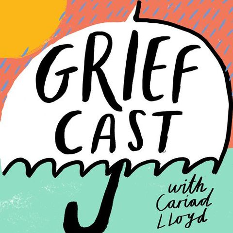 griefcast podcast logo