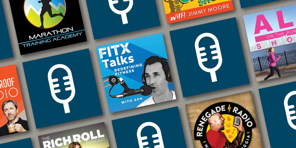 The 30 Best Podcasts for Working Out