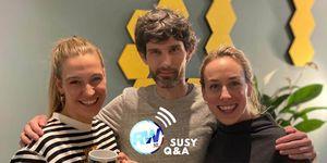 Olivier-Heimel-Susan-Krumins-Annemerel-de-Jongh-podcast-susy-q&a