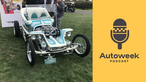 Ed Roth's Outlaw podcast banner
