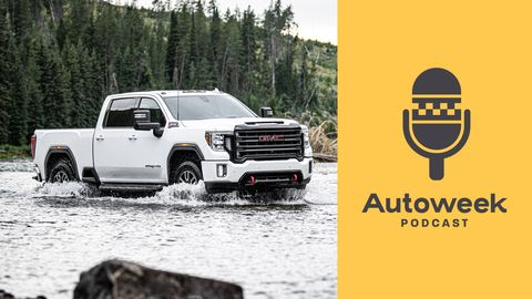 Autoweek Podcast Banner