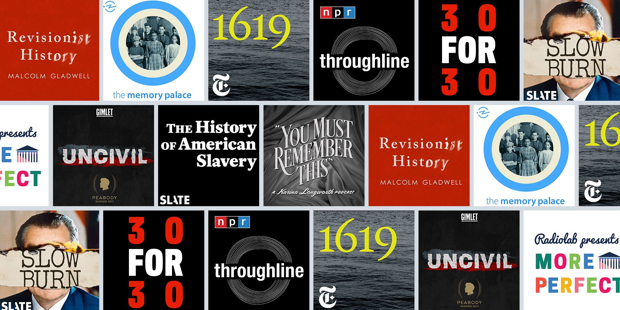 The Best History Podcasts To Cram Some Knowledge Through Your Headphones