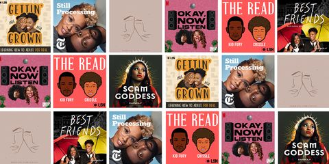 10 podcasts con voces negras