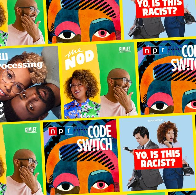podcasts about race