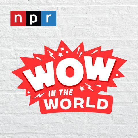 Podcasts for Kids - Wow in the World