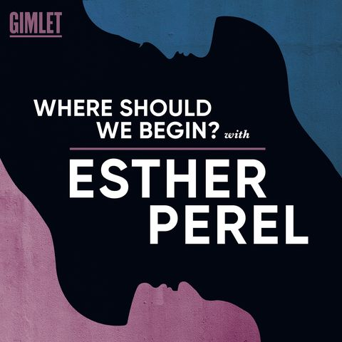 logo of where should we begin with esther perel
