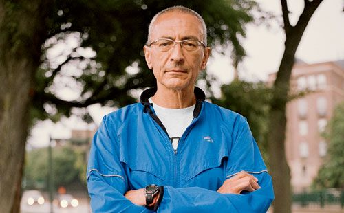 A Running Conversation with John Podesta | Runner's World