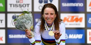 Annemiek van Vleuten -  de trainingscijfers van een wereldkampioen