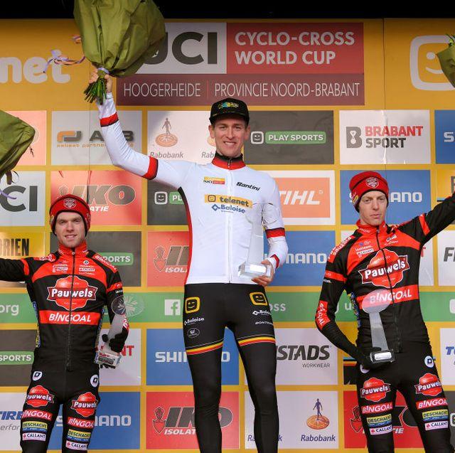 31st WC GP Adrie Van der Poel Hoogerheide 2020 - Men Elite
