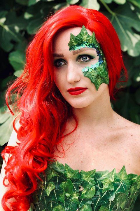 18 Diy Poison Ivy Costume Ideas For Halloween Best Poison Ivy Halloween Costumes