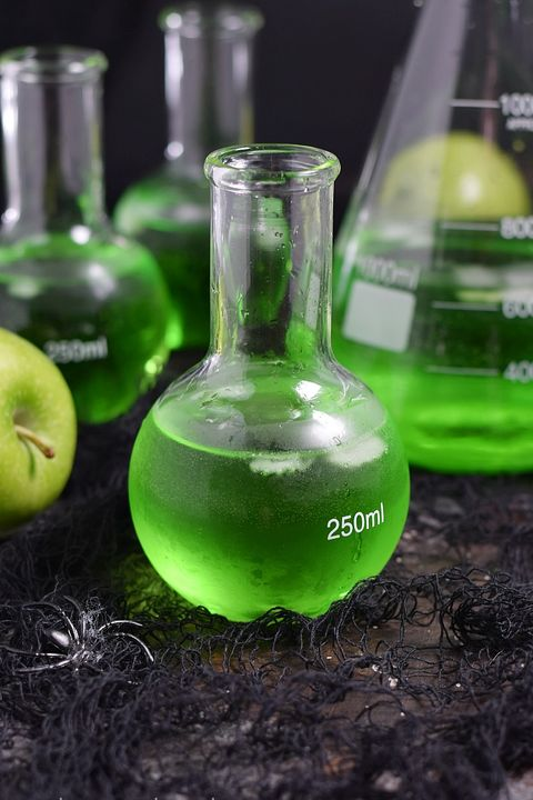 green apple cocktail
