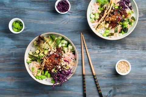 Dish, Food, Cuisine, Ingredient, Salad, Produce, Superfood, Chinese chicken salad, Comfort food, Vegetarian food,