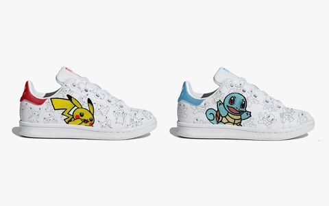 Pokemon zapatillas Adidas