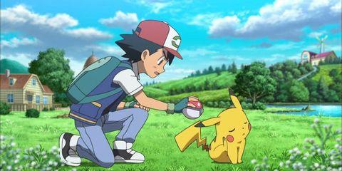 Pokémon-anime