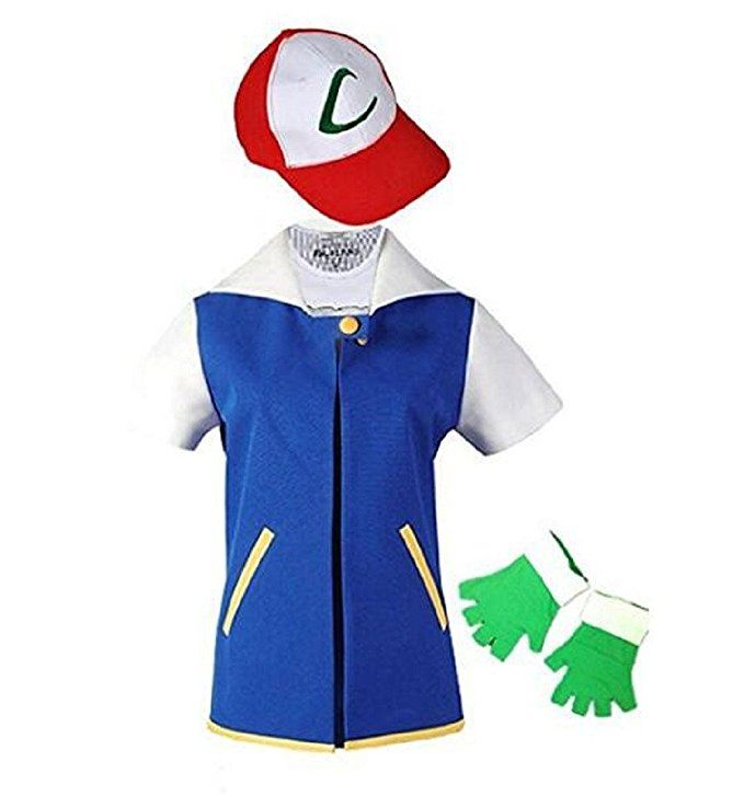 sc 1 st  Good Housekeeping & 9 Easy Pokemon Costumes for Halloween 2018
