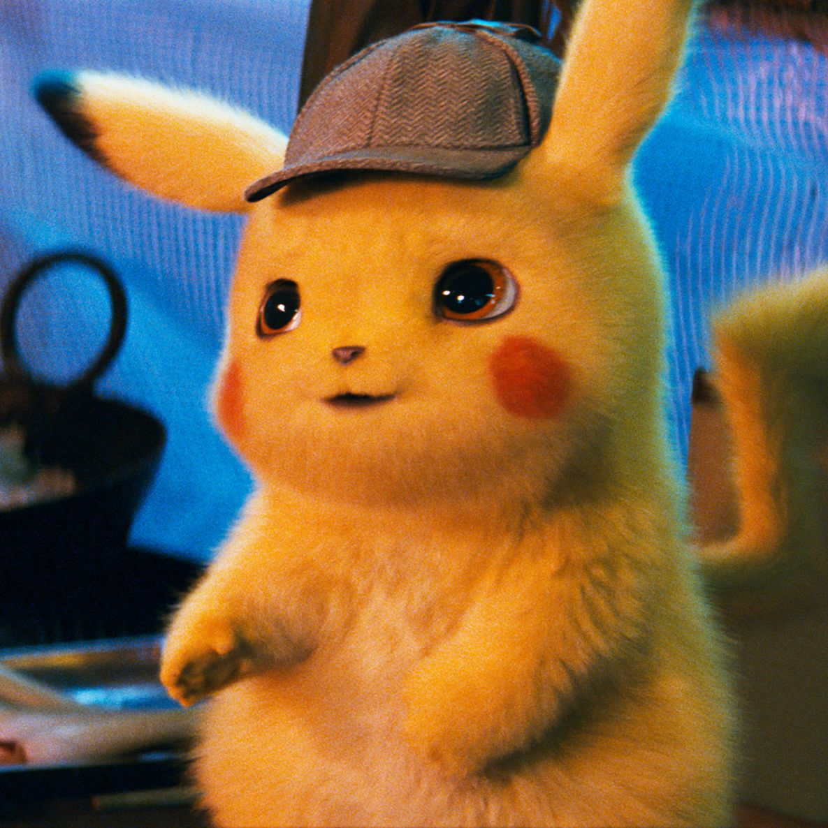 Detective Pikachu director reveals he had to wait two years to be allowed to use one particular Pokémon