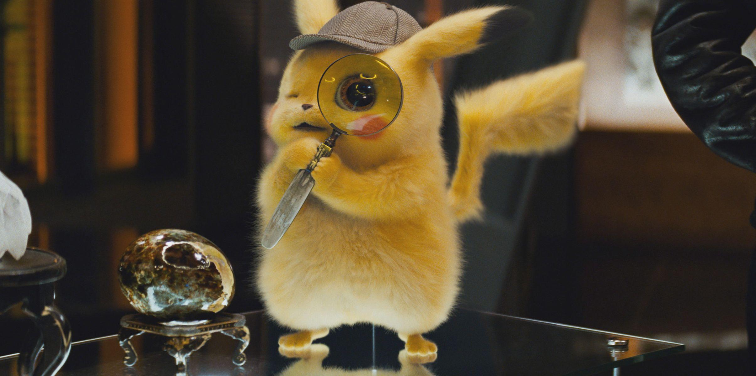 Pokemon: Detective Pikachu, RYAN REYNOLDS,