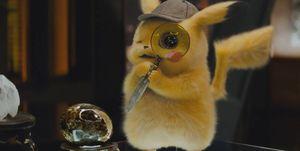 """Pokemon: Detective Pikachu"""