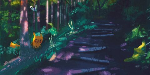 Pokémon ilustraciones simone mandl