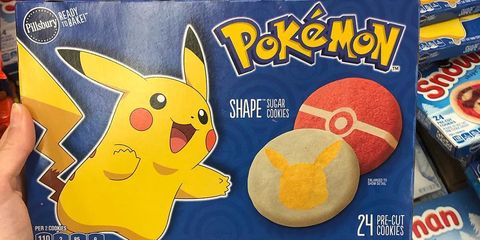 Pillsbury S Pokemon Sugar Cookies Will Bring You Back To Your Childhood