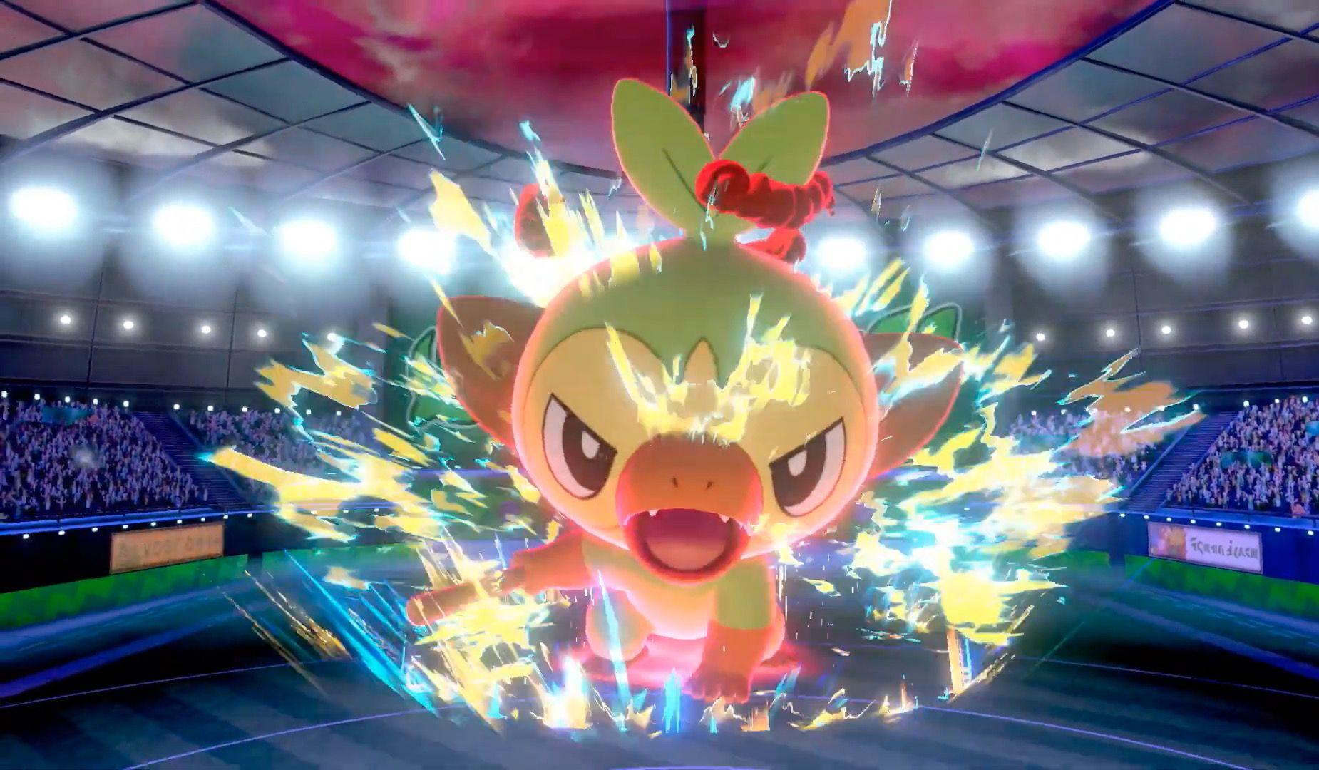 Risultati immagini per pokemon shield