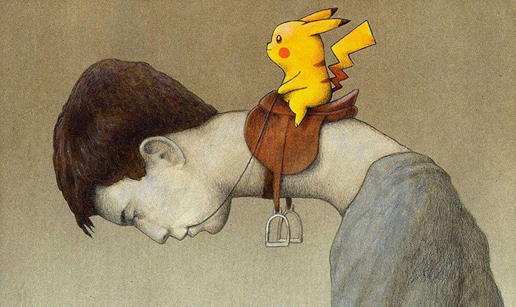 Disturbo mentale dei Pokemon
