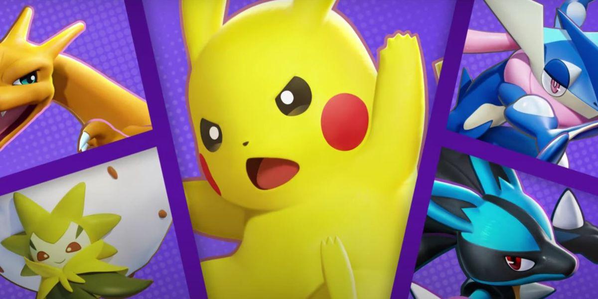 Pokémon Unite release date announced for Switch with bonus