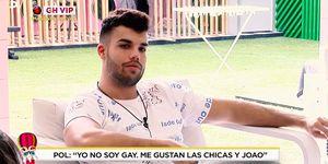Pol Badía asegura que no es gay