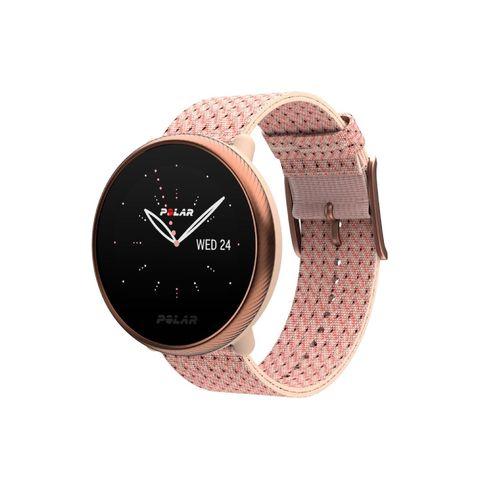 polar ignite 2 sporthorloge hardloophorloge horloge roze hardlopen tech gps