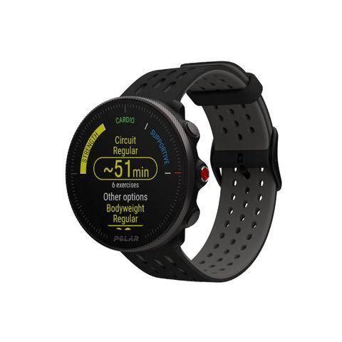 polar vantage m2 zwart sporthorloge hardloophorloge smartwatch hardlopen