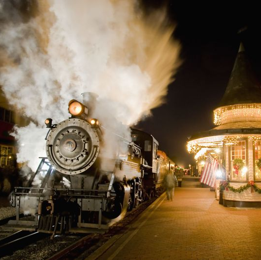 15 Best Polar Express Train Rides for Christmas 2019   Locations