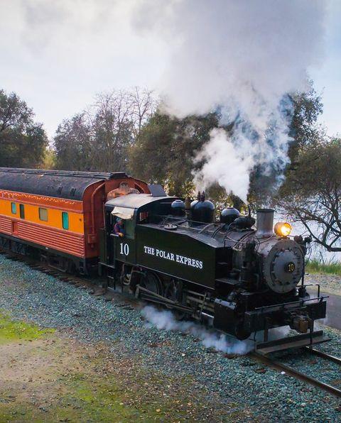 Christmas Train Ride Nj.15 Best Polar Express Train Rides For Christmas 2019