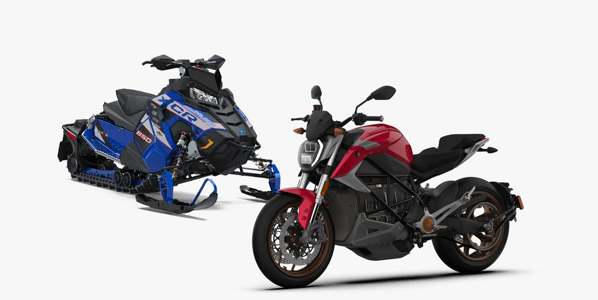 Zero Motorcycles, Polaris Are Teaming Up to Build Electric Snowmobiles and More