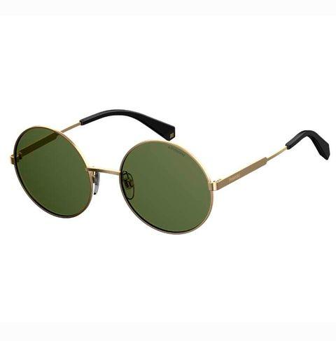 polaroid gafas de sol redondas