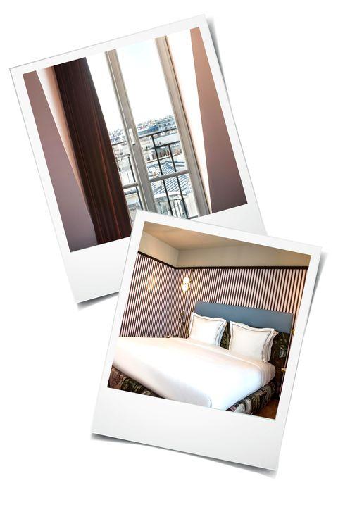 Room, Product, Furniture, Interior design, Architecture, Wood, Bedroom, Beige, Suite, Floor,