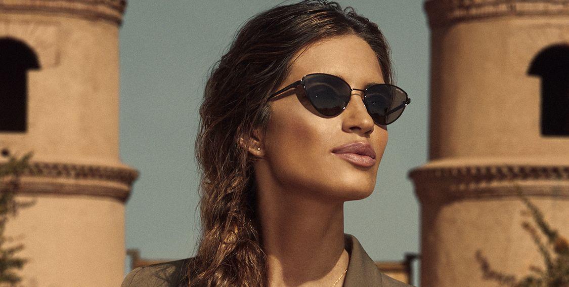 Sara Carbonero Crea Gafas De Sol Para Polaroid Colección De Gafas De Sol De Sara Carbonero
